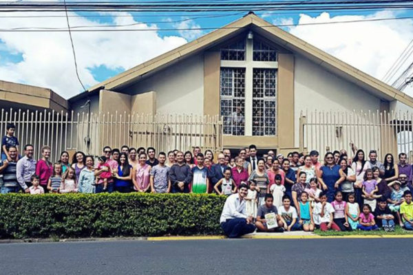 Templo Bautista Misionero de Santa Ana
